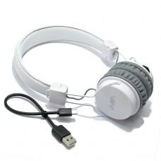 Slušalice NIA-X3 Bluetooth bele