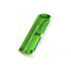 Čitač kartica CR-407 zeleni