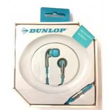 Dunlop slušalice 22155 + mik. plave