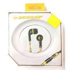 Dunlop slušalice 22155 + mik. žute