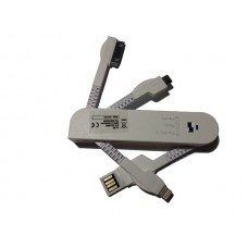 USB punjač univerzalni za mobilne beli