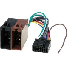 ZRS-45 Iso konektor Kenwood 16 pin