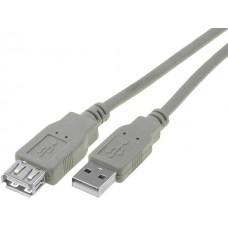 USB produžni kabl muško-ženski 5m