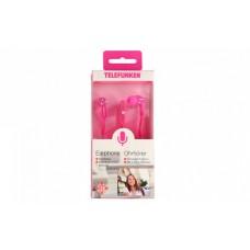 Telefunken slušalice 95053 t.pink