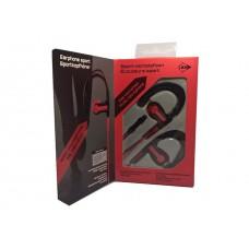 Slušalice Dunlop 95056 sport crne