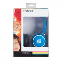 Polaroid slušalice za decu plave