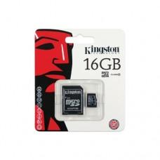 Kingston mikro SD SDC10G2/16GB CL10