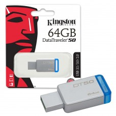 Kingston fleš DT50 64GB metalni