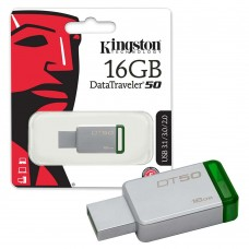 Kingston fleš DT50 16GB metalni