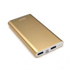 Power bank 10000mAh GOLF EDGE10 zlatni