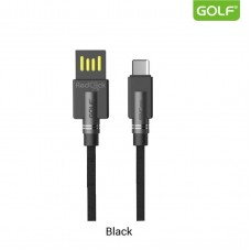USB kabl tip C 1m GOLF GC-54T crni