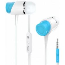Slušalice za mobilni GOLF GOLF M4 plave